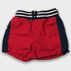 4/$20🥳 Ralph Lauren Red And Navy Blue Shorts